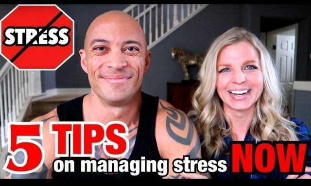 Five Tips For Managing Stress