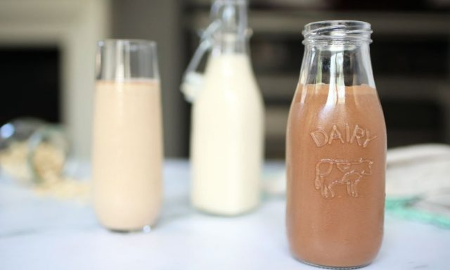 Oat Milk Chocolate Creamer