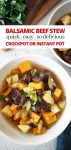 how to make beef stew in a slow cooker