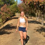 women hiking with an ostomy